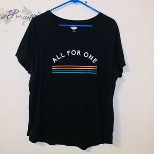 👚Old Navy All For One T-Shirt👚